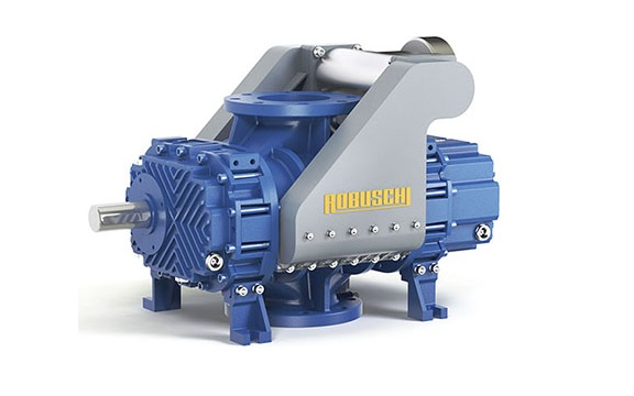 Robuschi RB-DV Vacuum Pump Blower Exhauster L20 FLow Control
